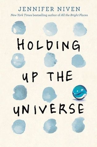 "Book Review (5 Stars): ""Holding Up the Universe"" by @JenniferNiven 