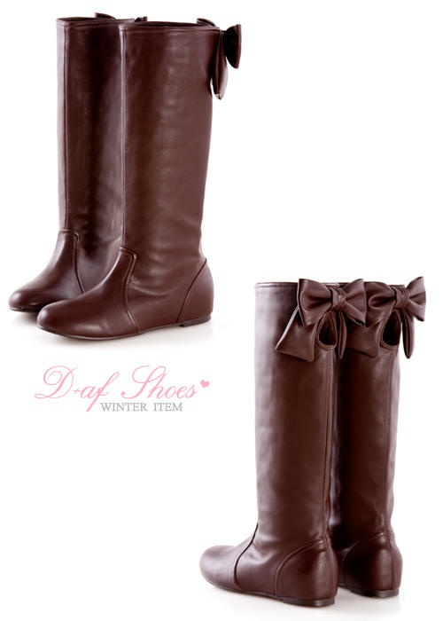Shoes, Fashion, Style, Tall Boots, Closets, Clothing, Bows Boots, Riding Boots, Brown Boots