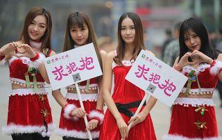 Planet Stars: Αγκαλιές και αγάπη από την Κίνα Όμορφα κορίτσια χα...