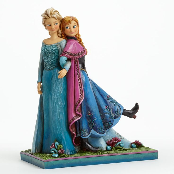"""Disney Traditions: """"Sisters Forever"""" by Jim Shore - Disney ..."""