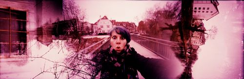 Amazing Endless Panoramas Taken Using the Lomo LC-Wide What? You...