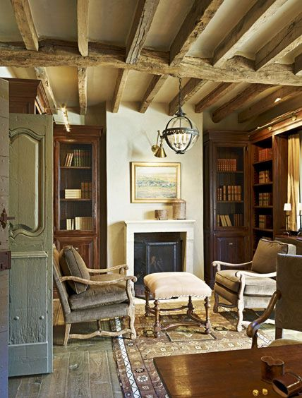 French Style Estate By David Michael Miller Associates In Arizona