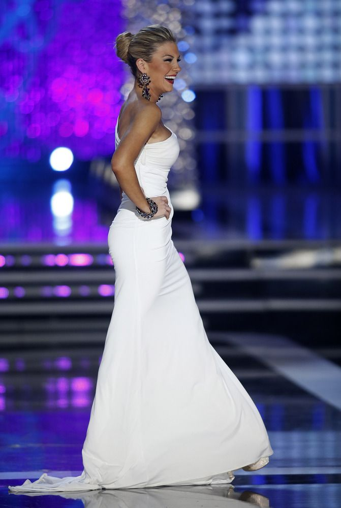 Mallory Hagan, Miss New York, Wins Miss America 2013 Title