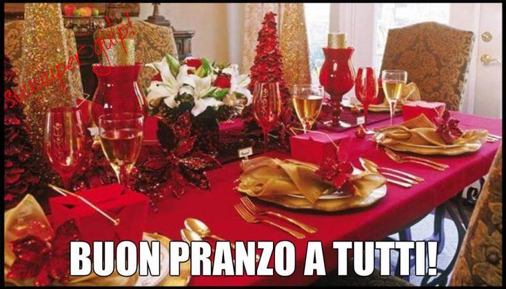 Buon Pranzo a Tutti ! #buonpranzo
