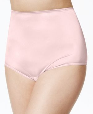 Vanity Fair Perfectly Yours Ravissant Nylon Brief 15712 - Pink 6