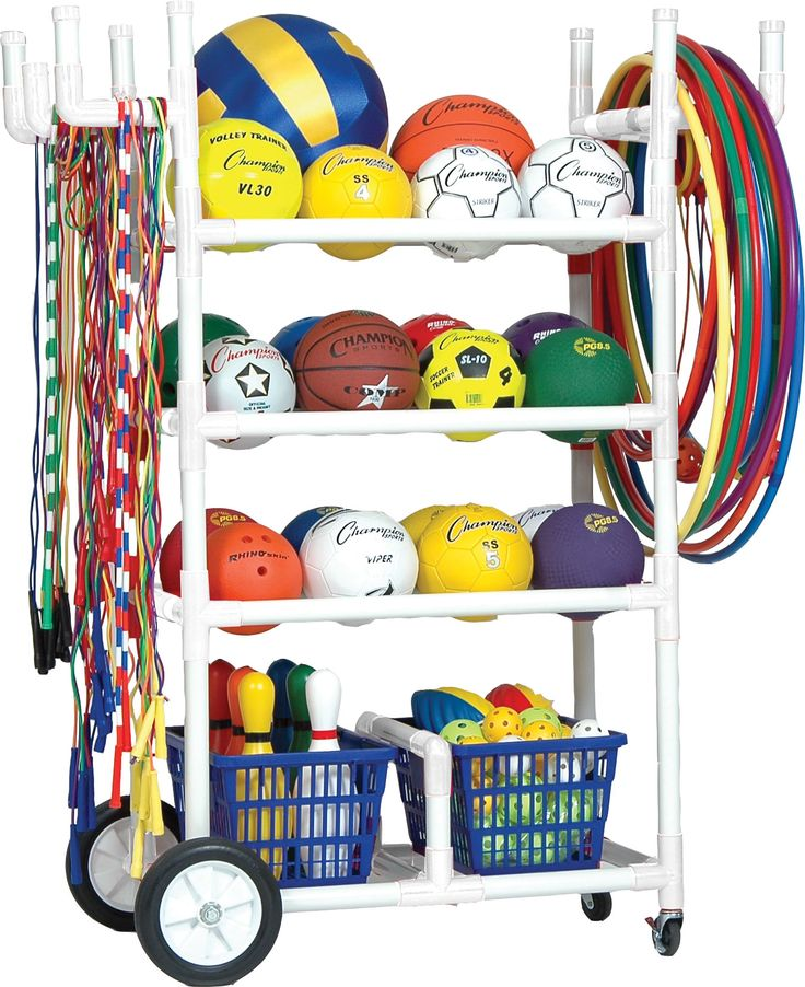 Physical Education Storage Carts & Lockers> Misc. Items