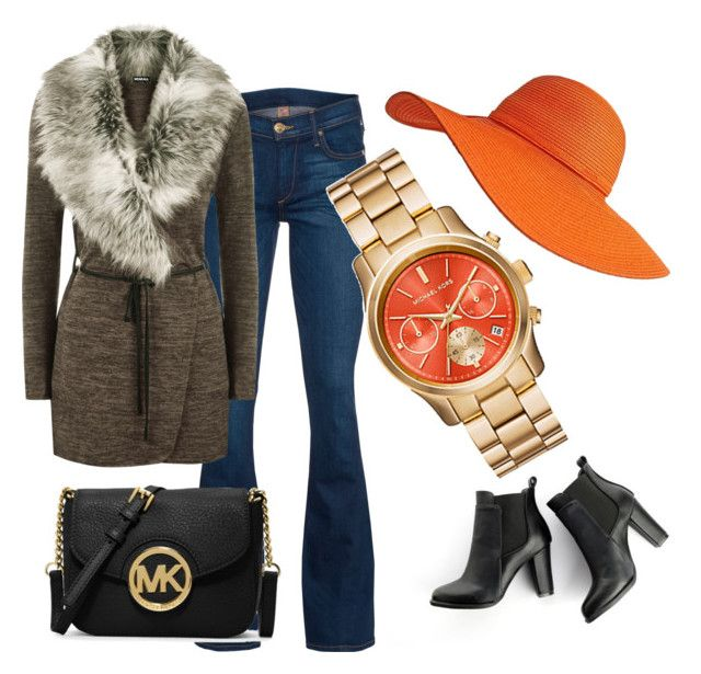 www.fashionyouknow.se by sofie-wester on Polyvore featuring WearAll, True Religion, SWEET MANGO and MICHAEL Michael Kors