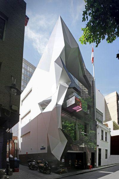 Monaco House, Melbourne, Australia #architecture #melbourne