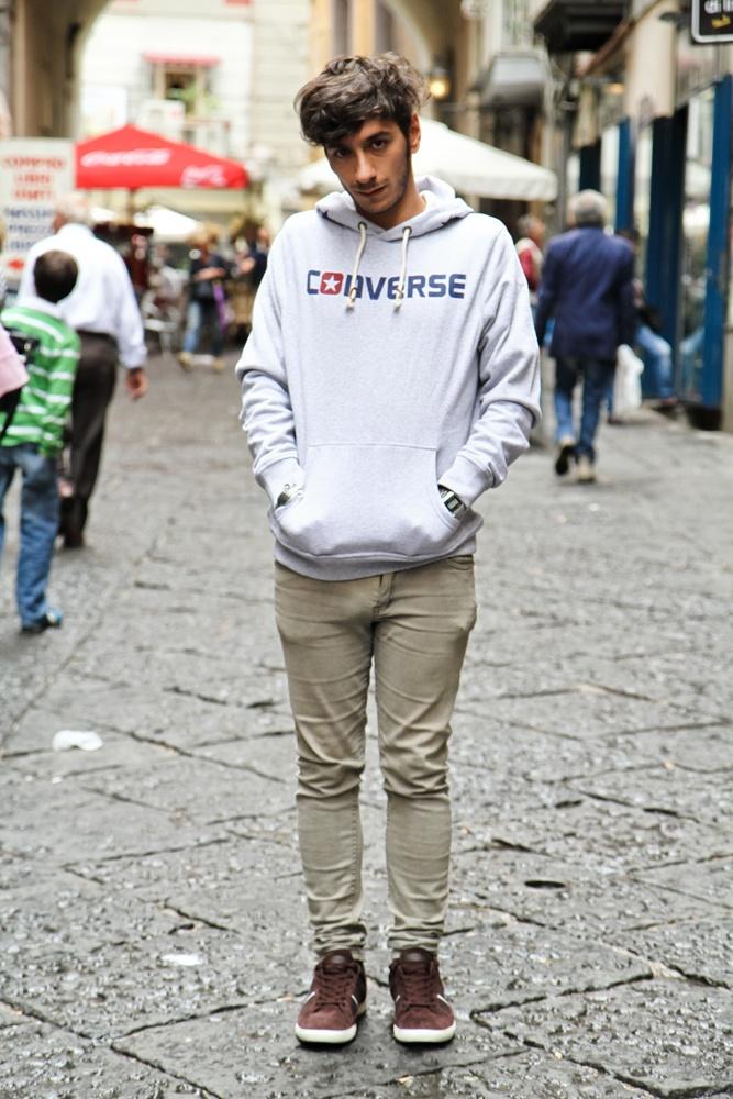 Stefano Romanelli @ AW LAB Style Van Napoli