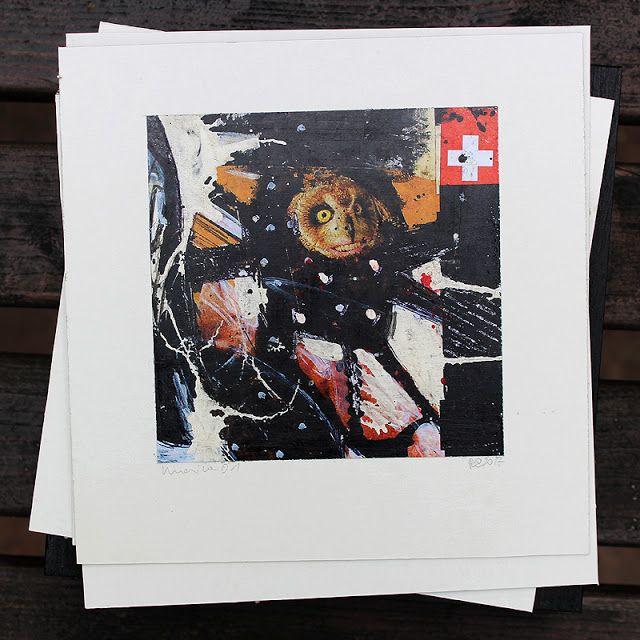 Csaba Pál: Csaba Pál, 6x6x2017 Rochester Contemporary Art Cen...