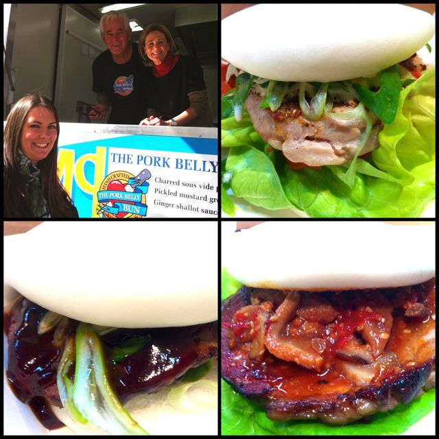 The Bun Mobile is an impossible to miss gourmet food truck serving up hand crafted steam buns to foodies across Brisbane.