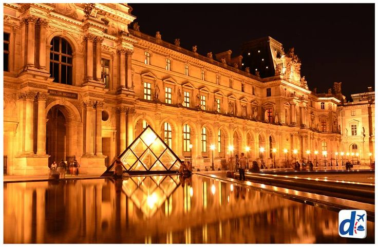 Museo del Louvre --> http://www.despegar.com/