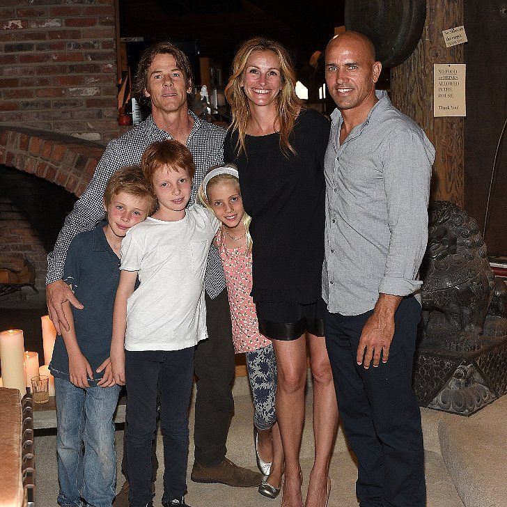 Julia Roberts and Her Adorable Family Make a Rare Appearance in Malibu