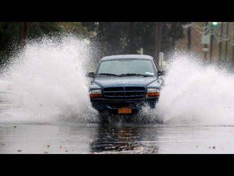 This is good info in light of our recent weather...please watch! Don't drive your car through deep water https://www.youtube.com/watch?v=IomQqNe-iJM