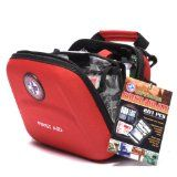 OUTDOOR FIRST AID KIT 201 PC FOR CAMPING, BOATING, FISHING, HUNTING - #camping #outdoors #campinggear #campingessentials #campingequipment -   201 pieces of first aid with an emphasis on outdoor protection. Multi-Compartmental, Hard case is sturdy en