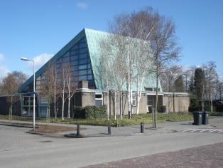 Voormalige RK Kerk Espel, nu atelier  Annemiki Bok