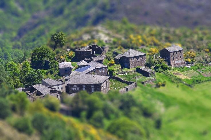 San Cristobal, concejo de Villanueva de Oscos (Reserva de la Biosfera). Asturias. Spain.