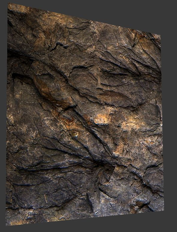 Rock Tileable Texture by AutopsySoldier