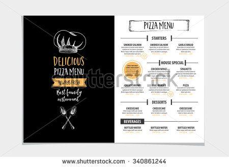 Ms De  Ideas Increbles Sobre Restaurant Brochure En