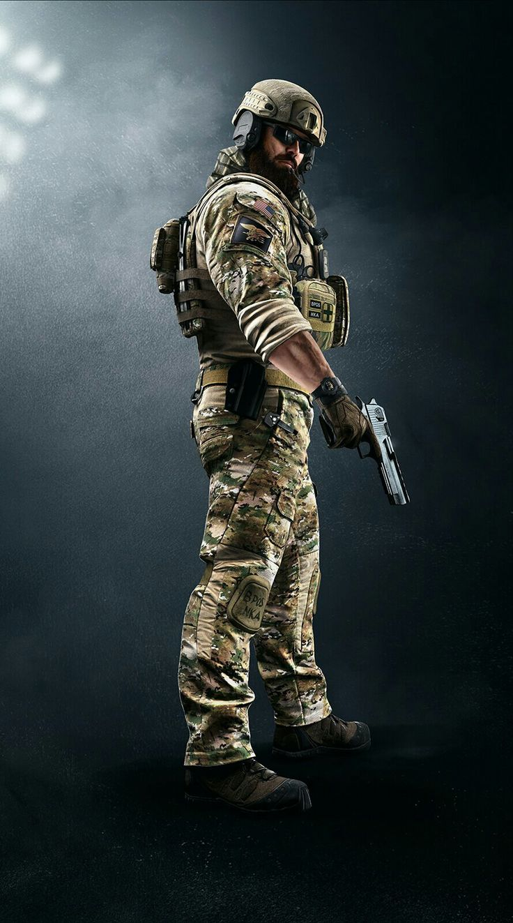 New rainbow six siege dlc 2 operator: blackbeard  Branch: Navy Seal Ability: ballistic shield that van be mounted on a rifle