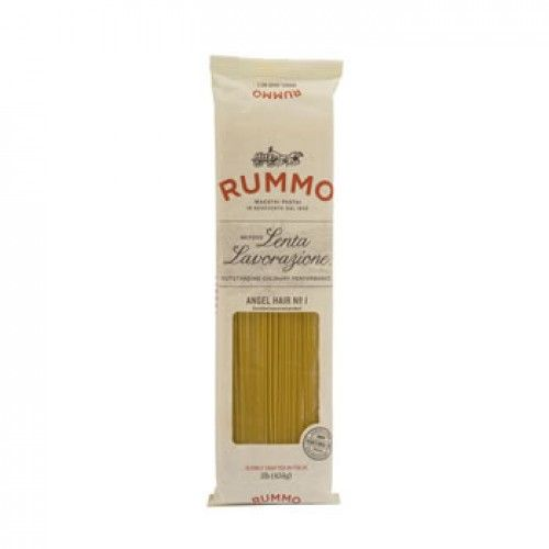 Angel hair - Slow crafting method by RUMMO #pasta #signature #orderonline #italianfood. Try it now on www.delicitaly.com