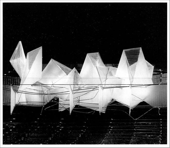 Plastic Model  Peter Eisenman, Feints, SKIRA, p.149