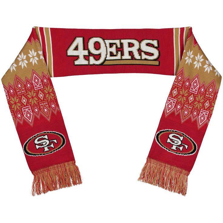San Francisco 49ers Lodge Scarf - $15.99