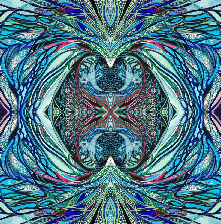 """""""Origin of Life- ed. 2 of 100"""" by Annette Golden. Paintings for Sale. Bluethumb - Online Art Gallery"""