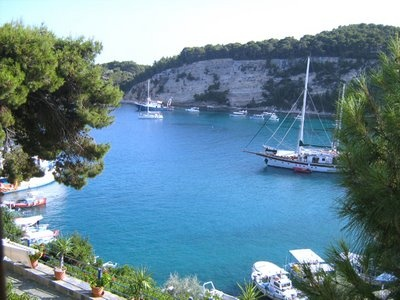 A part of Alonissos island