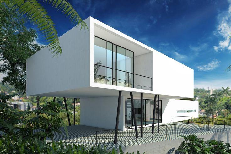 Casa 3 - Galeria de Imagens | Galeria da Arquitetura