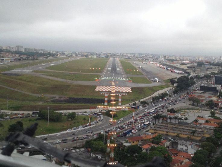 Aeroporto de São Paulo / Congonhas (CGH) em São Paulo, SP