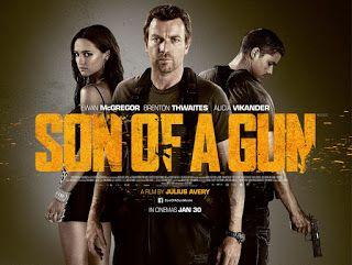 Κινηματογράφος... γένους θηλυκού!: Ο νόμος της σιωπής - Son of a gun (2014)