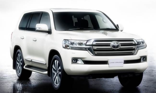 2017 Toyota Land Cruiser V8 Diesel Pickup South Africa