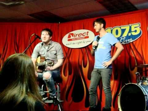 Owl City at the Direct Auto Insurance Garage - Q&A and Deer In the Headlights - YouTube