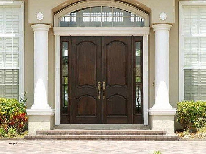 House Front Door Luxury House Front Double Door Design New Front