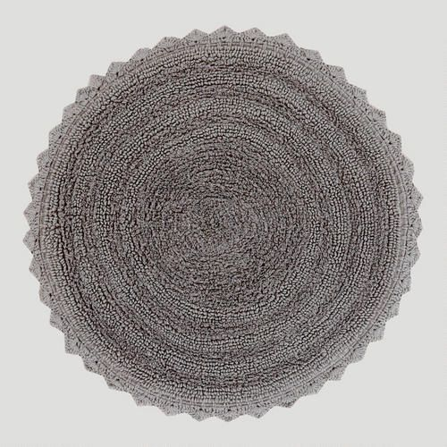 One Of My Favorite Discoveries At WorldMarket.com: Frost Gray Round Bath Mat