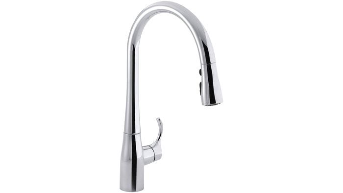 Top 5 Best Kitchen Faucets Reviews 2016 Best Pull Down Kitchen