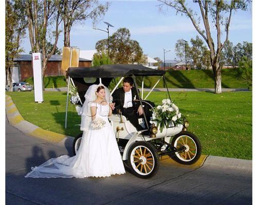 Autos Romo/ autos para boda/ León