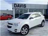 New 2014 Chevrolet Equinox LTZ Heated seats, AWD - AIRDRIE - Davis Chevrolet GMC Buick #chevy #airdrie #yyc #alberta #suv www.davischev.com