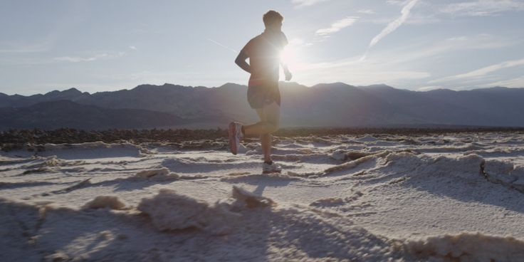 """He's run nearly 100,000 miles in his lifetime. His book """"Ultramarathon Man"""" has sold over 250,000 copies. Now, at 51, and decades into his celebrated career, Dean Karnazes faces the challenges of age and training for The Next 50. #ultrarunning #running #DeanKarnazes"""