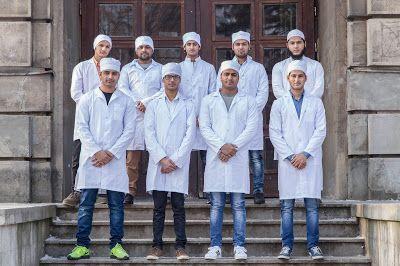 Study in Europe Uzhhorod National University: Beginning Your Medical Career…
