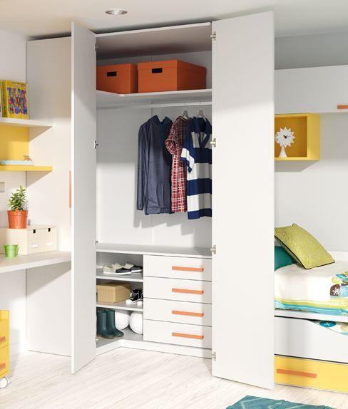 Mejores 179 im genes de dormitorios para ni os y j venes for Dormitorios para ninas adolescentes