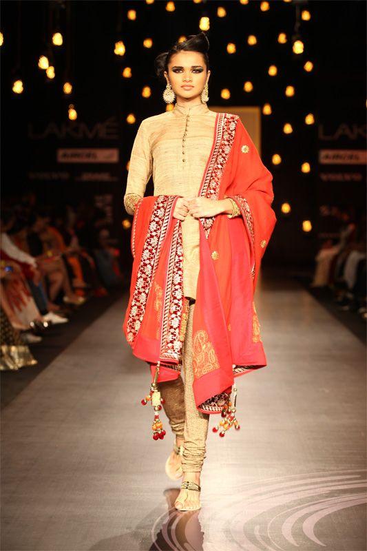 Lakmé Fashion Week – Vikram Phadnis LFW SR 2013