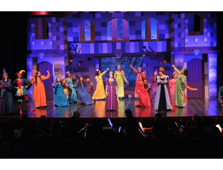 Image of Once Upon A Mattress (2013)