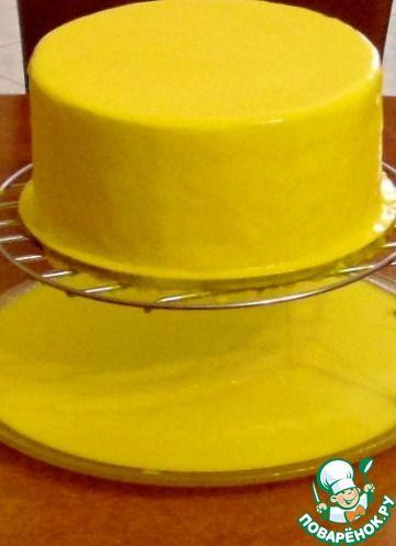 """Торт """"Лимонно-малиновый"""" ингредиенты"""
