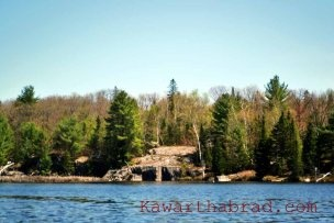 "Greens Lake - surrounded by Crown Land - Municipality of Trent Lakes - ""The Kawarthas"""