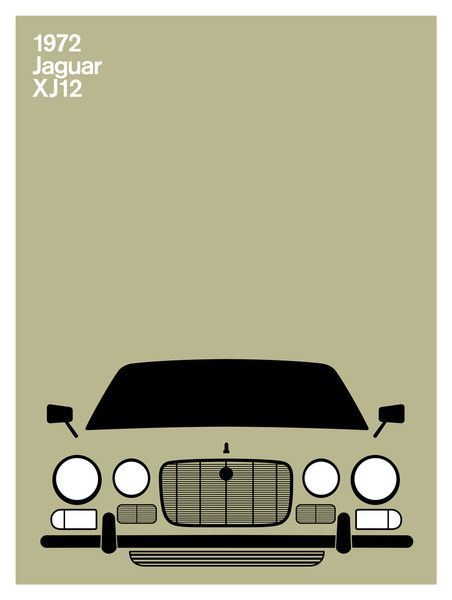 Starting in 1972 the XJ series offered a XJ12 for the first time, reflecting the massive 5.3 L V12 engine. Best know to be to only wide market 12-cylinder 4 door sedan, topping out at a speed of 140 m
