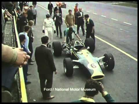 First Time Out (Lotus 49) - 1967 - YouTube