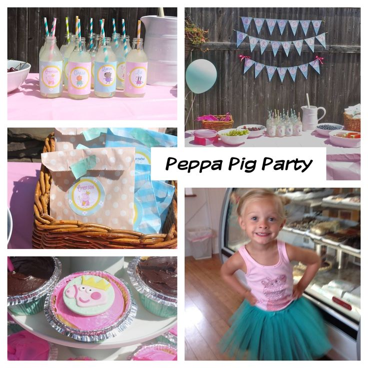 Check out this adorable #Peppa Pig Party designed by GingerSnaps Originals for my daughter Emme's 3rd #birthday! http://www.etsy.com/listing/156274903/peppa-pig-birthday-party-invitations via @Etsy