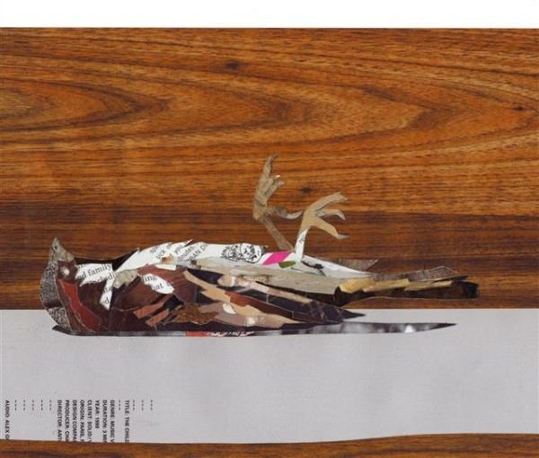 Amazing Recycled Magazine Collage Art Recycled Art